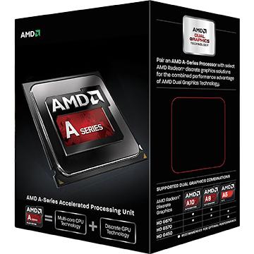 AMD A8-6600K on Amazon USA