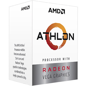 AMD Athlon 200GE on Amazon USA