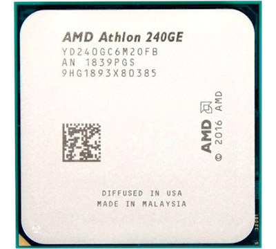 AMD Athlon 240GE on Amazon USA