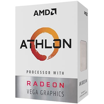 AMD Athlon 3000G on Amazon USA