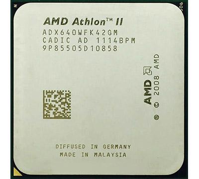 AMD Athlon II X4 640 on Amazon USA