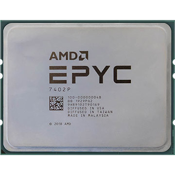 AMD EPYC 7402P on Amazon USA