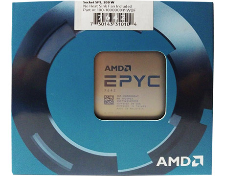 AMD EPYC 7642 on Amazon USA
