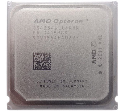 AMD Opteron 4334 on Amazon USA