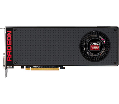 AMD Radeon RX 300 on Amazon USA