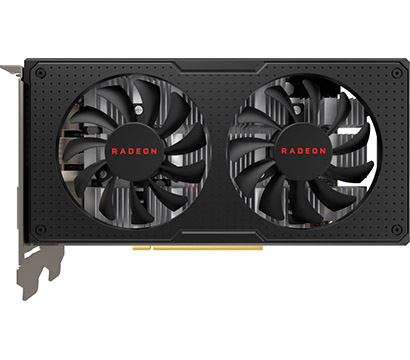 AMD Radeon RX 500 on Amazon USA