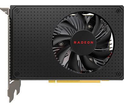 AMD Radeon RX 550X on Amazon USA