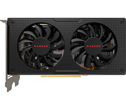 AMD Radeon RX 580X on Amazon USA