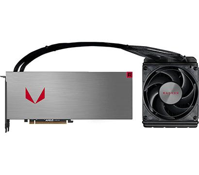 AMD Radeon RX Vega 64 Liquid Cooling on Amazon USA