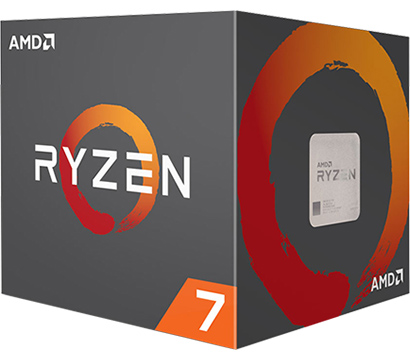 AMD Ryzen 1000 on Amazon USA