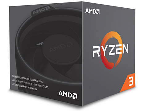 AMD Ryzen 3 on Amazon USA