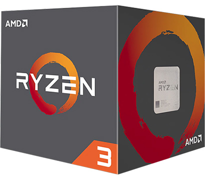 AMD Ryzen 3 1000 on Amazon USA