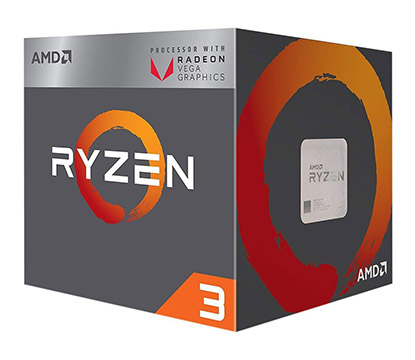AMD Ryzen 3 2200G on eBay USA