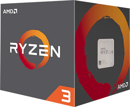 AMD Ryzen 3 2300X on Amazon USA