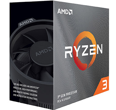 AMD Ryzen 3 3000 on Amazon USA