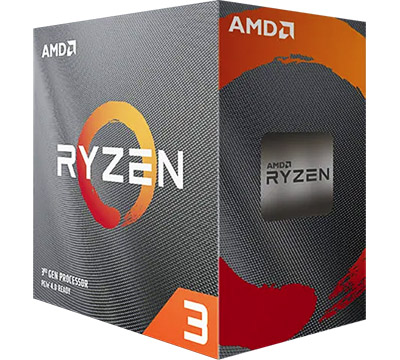 AMD Ryzen 3 3100 on Amazon USA