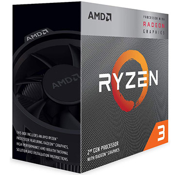 AMD Ryzen 3 3200G on Amazon USA