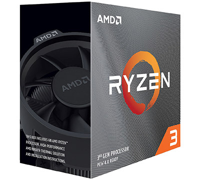 AMD Ryzen 3 3300X on Amazon USA
