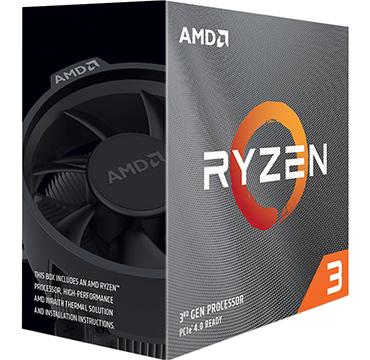 AMD Ryzen 3 5000 on Amazon USA