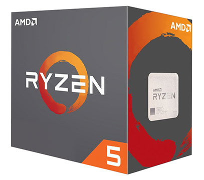 AMD Ryzen 5 1600X on eBay USA