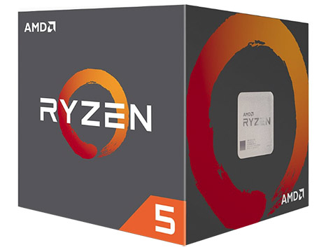 AMD Ryzen 5 1600 AF on Amazon USA