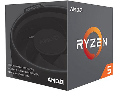 AMD Ryzen 5 2000 on Amazon USA