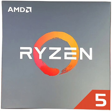 AMD Ryzen 5 2500X on Amazon USA