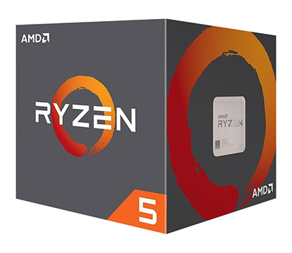 AMD Ryzen 5 2600 on eBay USA