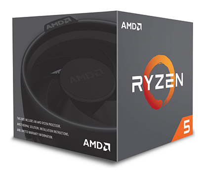 AMD Ryzen 5 2600X on Amazon USA