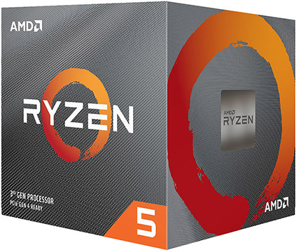 AMD Ryzen 5 3000 on Amazon USA