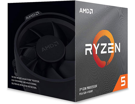AMD Ryzen 5 3600X on Amazon USA