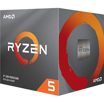 AMD Ryzen 5 3600XT on Amazon USA