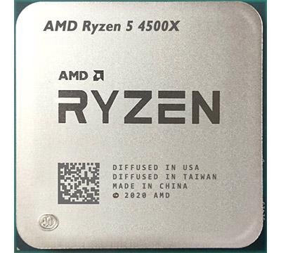 AMD Ryzen 5 4500X on Amazon USA