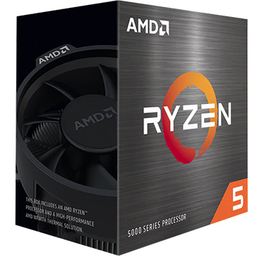 AMD Ryzen 5 5000 on Amazon USA