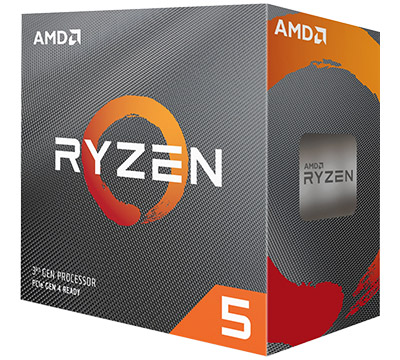 AMD Ryzen 5 PRO 3600 on Amazon USA