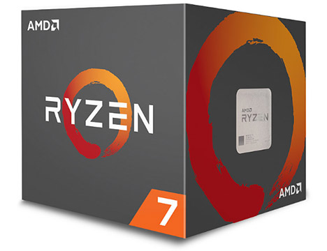 AMD Ryzen 7 on Amazon USA