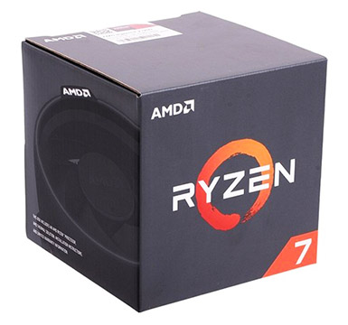 AMD Ryzen 7 1700 on eBay USA