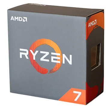 AMD Ryzen 7 1700X on Amazon USA
