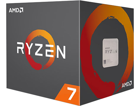 AMD Ryzen 7 2000 on Amazon USA