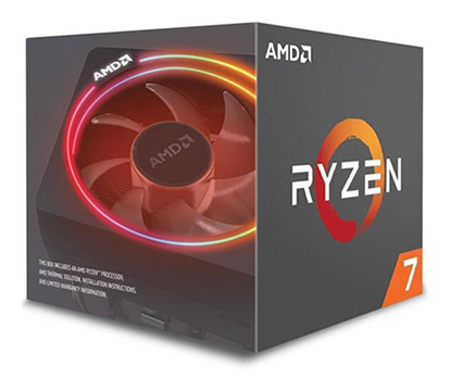 AMD Ryzen 7 2700 on Amazon USA