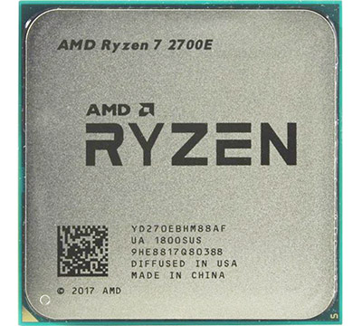 AMD Ryzen 7 2700E on Amazon USA