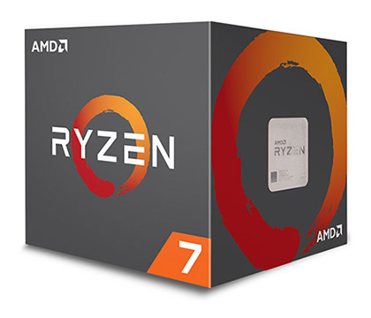 AMD Ryzen 7 2700X on eBay USA