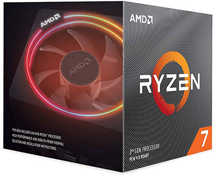 AMD Ryzen 7 3700X on Amazon USA