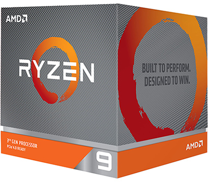 AMD Ryzen 9 3000 on Amazon USA
