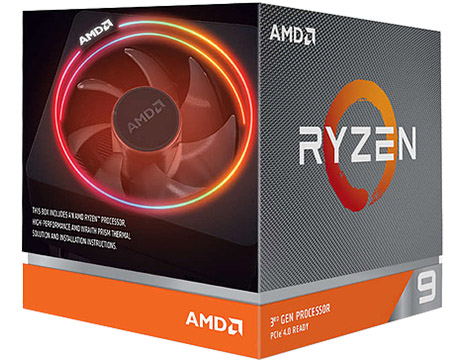 AMD Ryzen 9 3900 on Amazon USA
