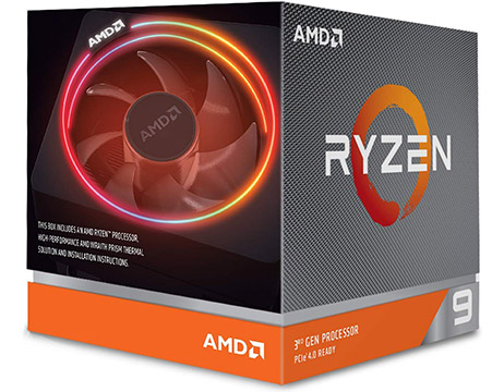 AMD Ryzen 9 3900X on eBay USA