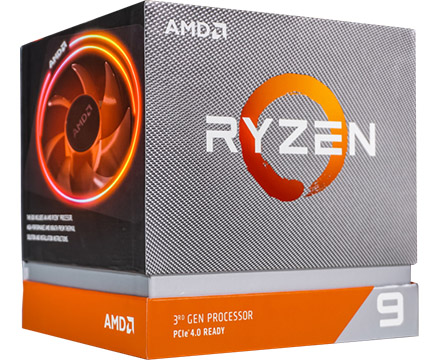 AMD Ryzen 9 3920X on eBay USA