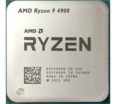 AMD Ryzen 9 4900 on Amazon USA