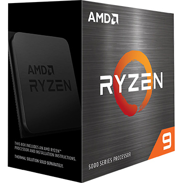 AMD Ryzen 9 5900 on Amazon USA