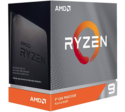AMD Ryzen 9 PRO 3900 on Amazon USA